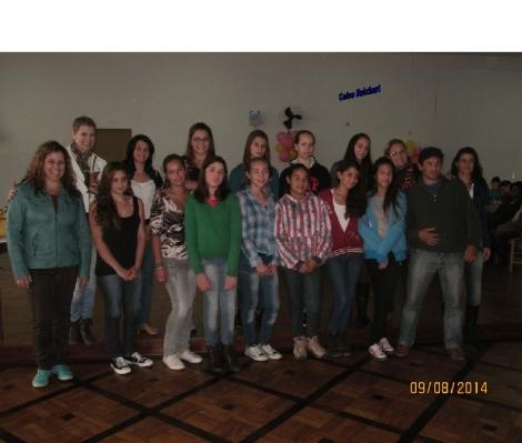 IMG_8364 Meninas com a comissão